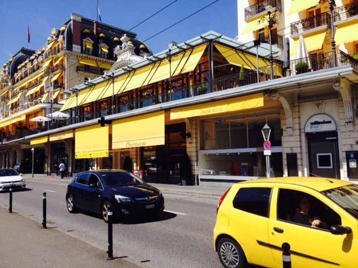Montreux site